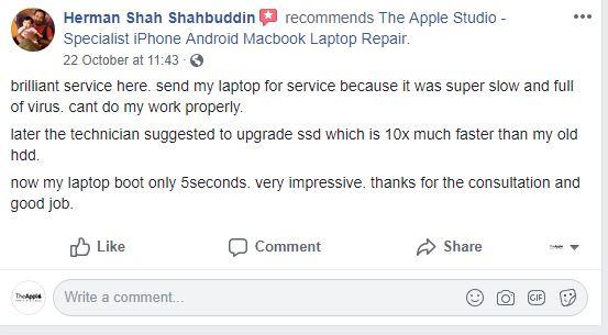 kedai repair screen handphone murah