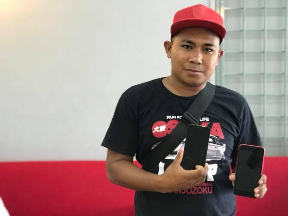 repair iphone face to face murah