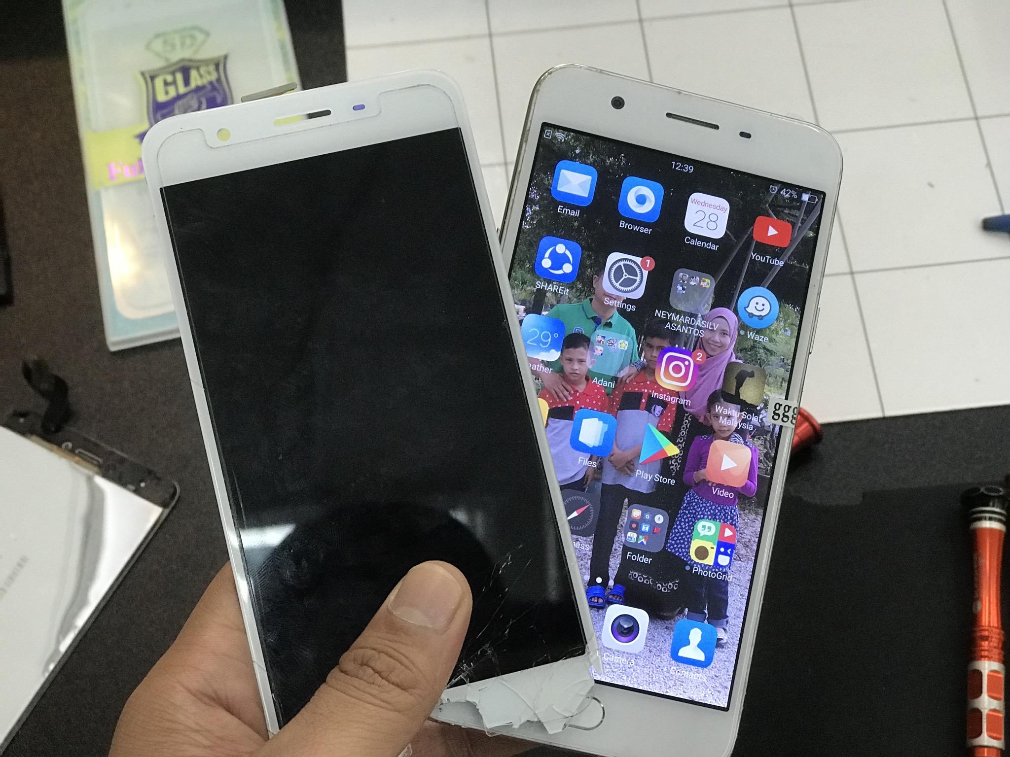 kedai repair iphone murah