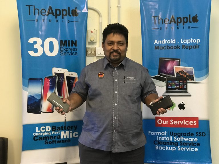 repair iphone cheras